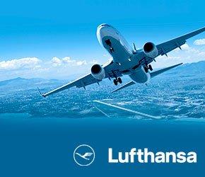 vuelos con/Lufthansa