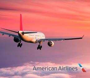 vuelos con/ American Airlines