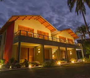escapadas/Guajira hotel Chiniu